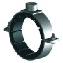 INOX-Universal-Rohrschelle für Gas- und Wasserleitungsrohre, Muffe G3/8